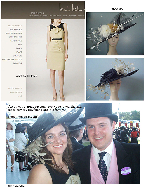 a91ae5d522a Custom Hats by Polly Singer Couture Hats