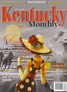Kentucky Monthly April2009