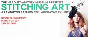 stitching art