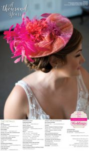 Featured in Real Weddings Magazine!