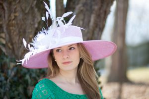 Eliza in Pink - Oaks, Spring Summer, KY Derby 2