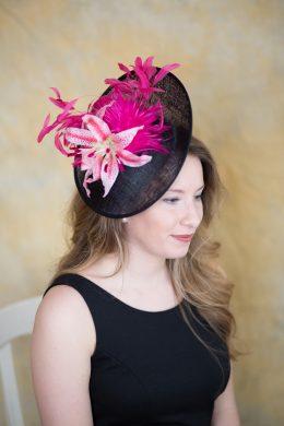fleur-de-lis-saucer-hat