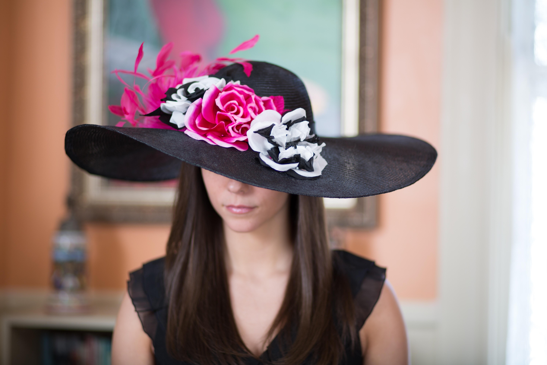 Vanity Fair – Spring Summer, KY Derby Hat