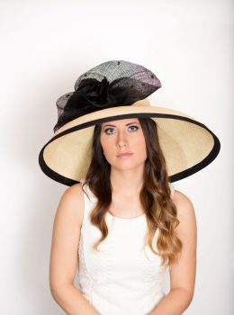 Hepburn Tiffany Derby Hat