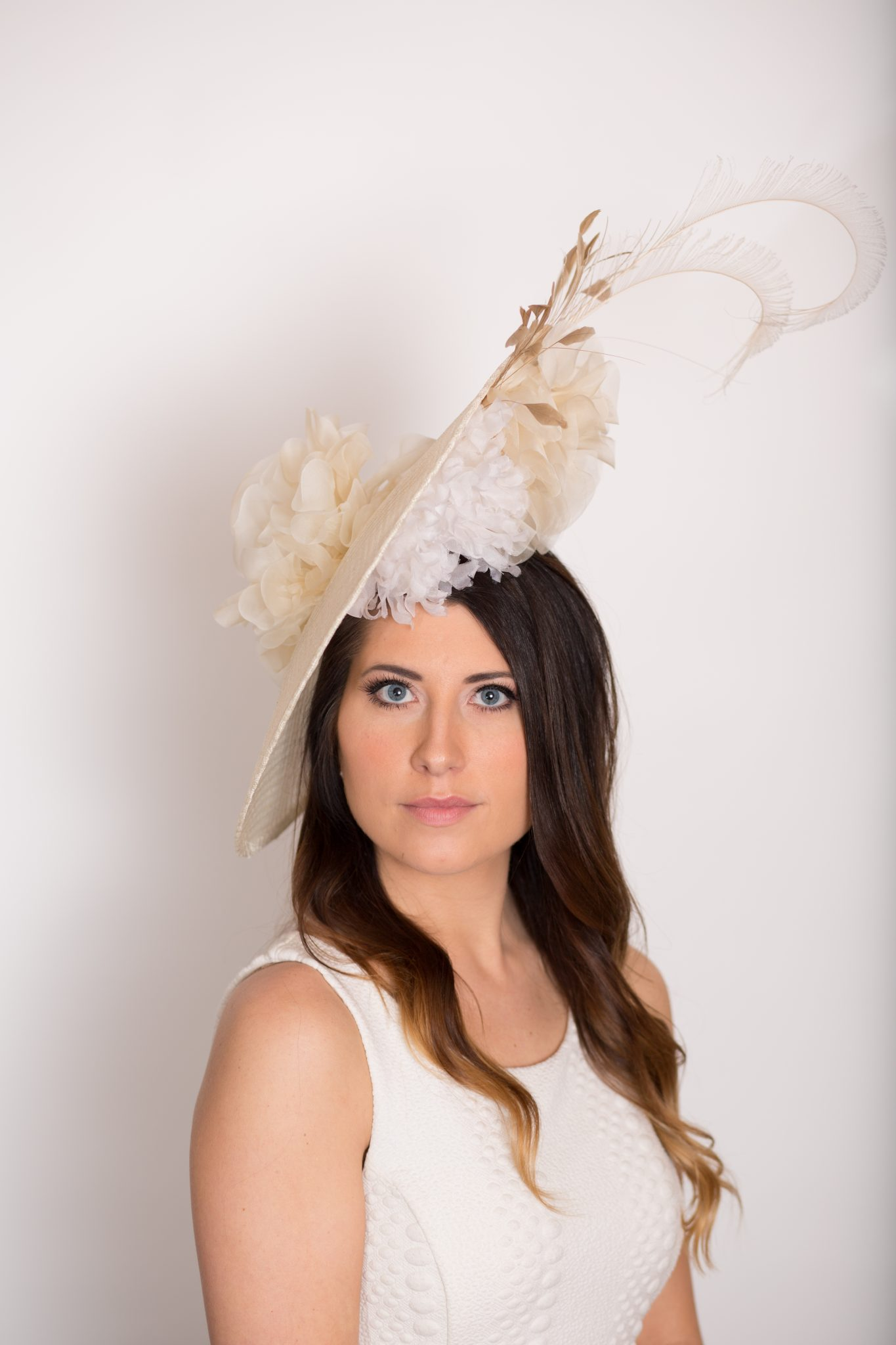757e6e0104b Susan - Derby Hats by Polly Singer Couture Hat
