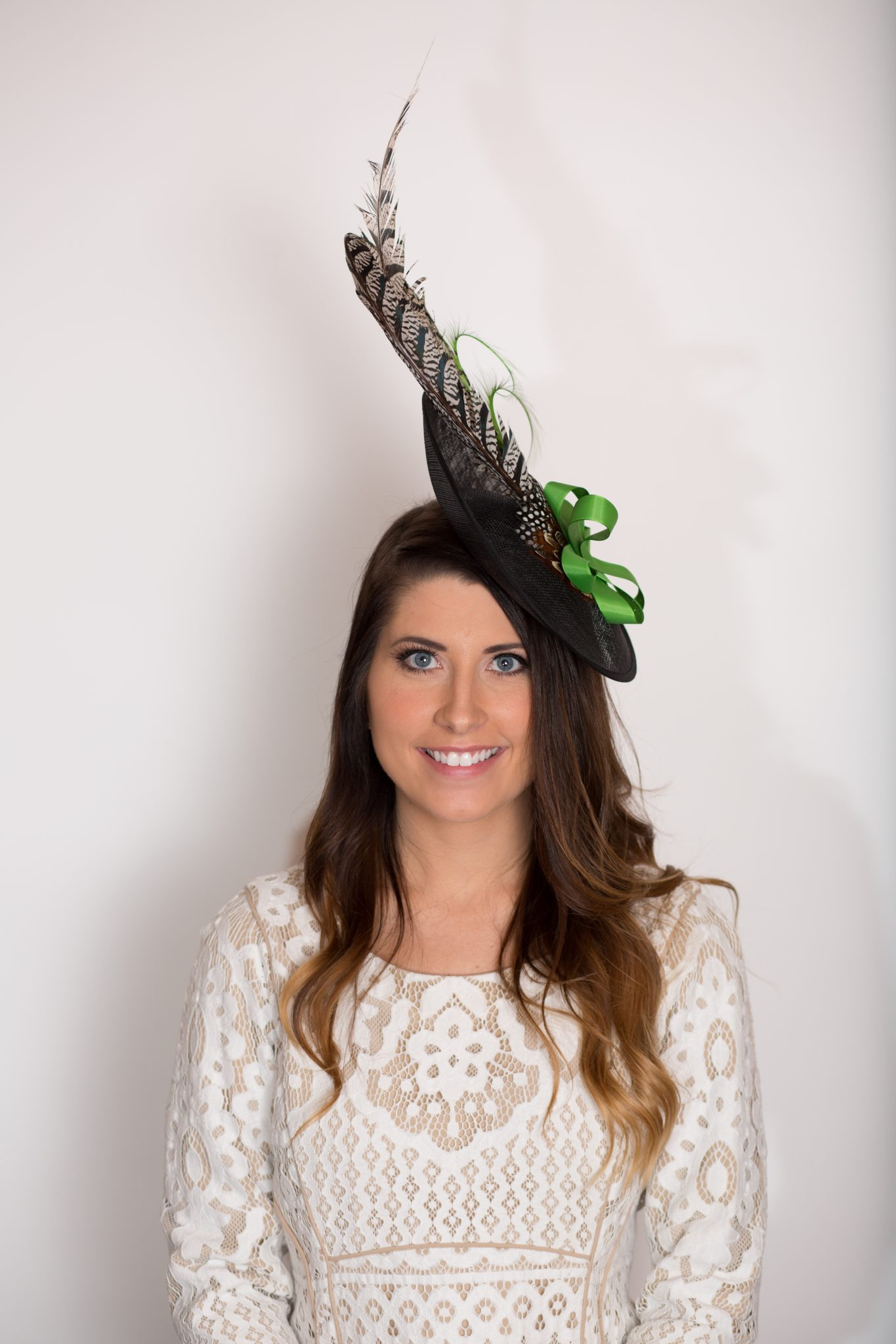 d9505a4b659 Kelly - Derby Hats by Polly Singer Couture Hat