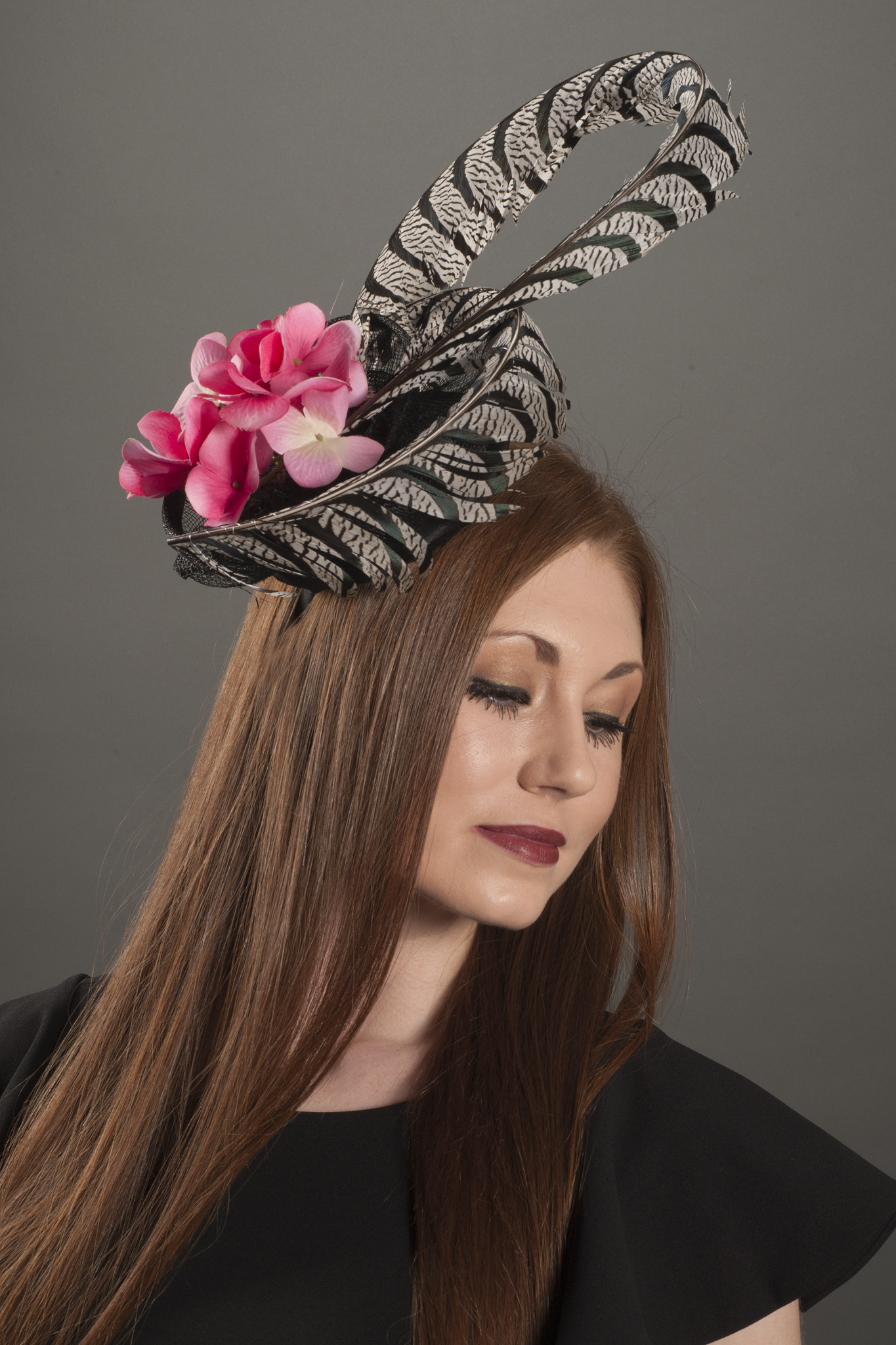 Josette Limited Edition Derby Hats By Polly Singer