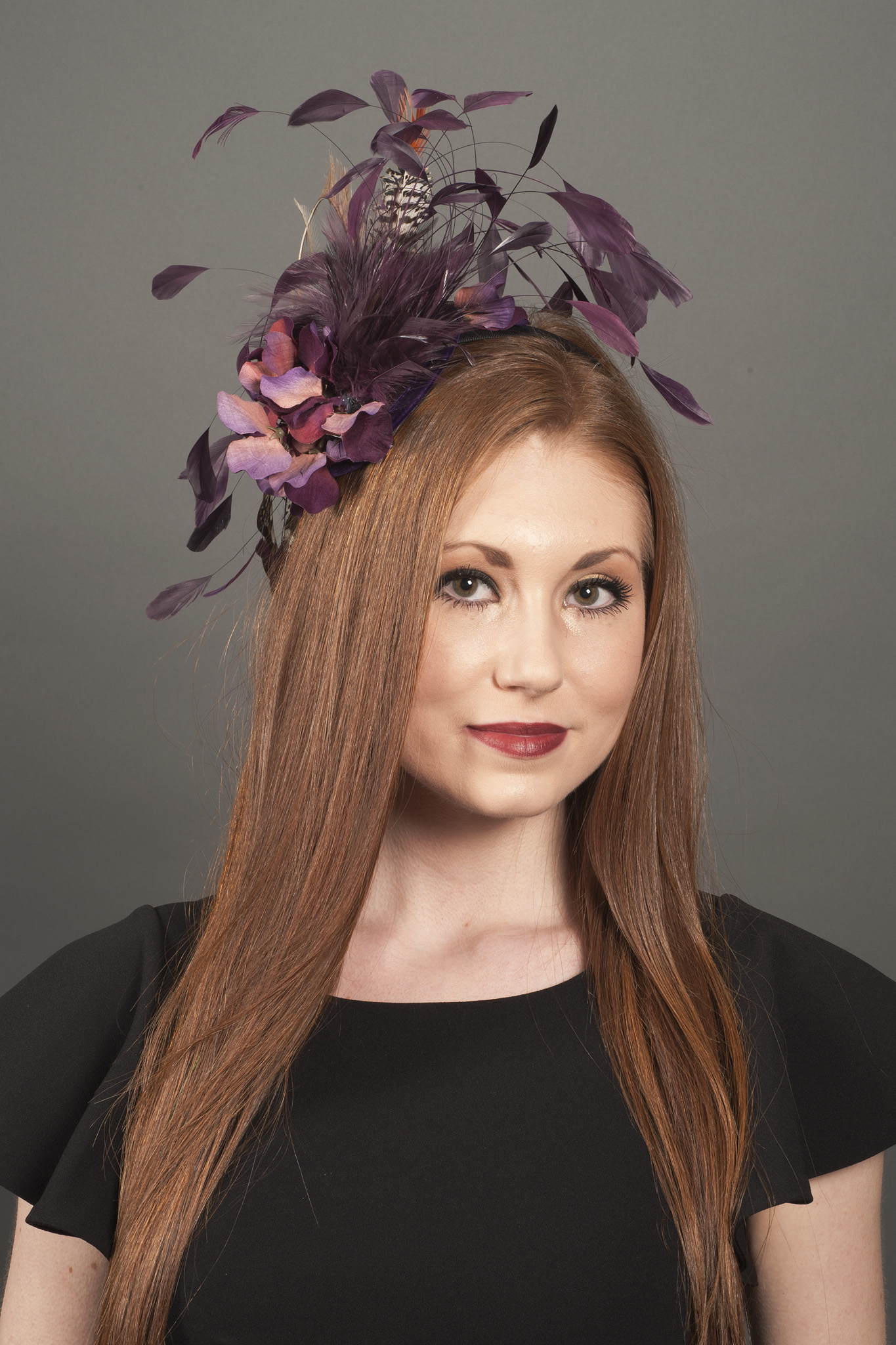 734c0de4faf Suzanne - Limited Edition - Derby Hats by Polly Singer Couture Hat