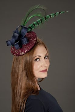 Lady Rose Wine Percher