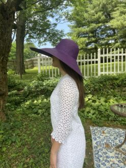 Isabelle Huge Panama Ladies Sun Hat