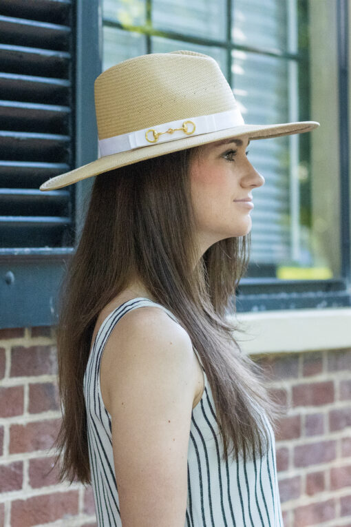 Harriet hat by Polly Singer