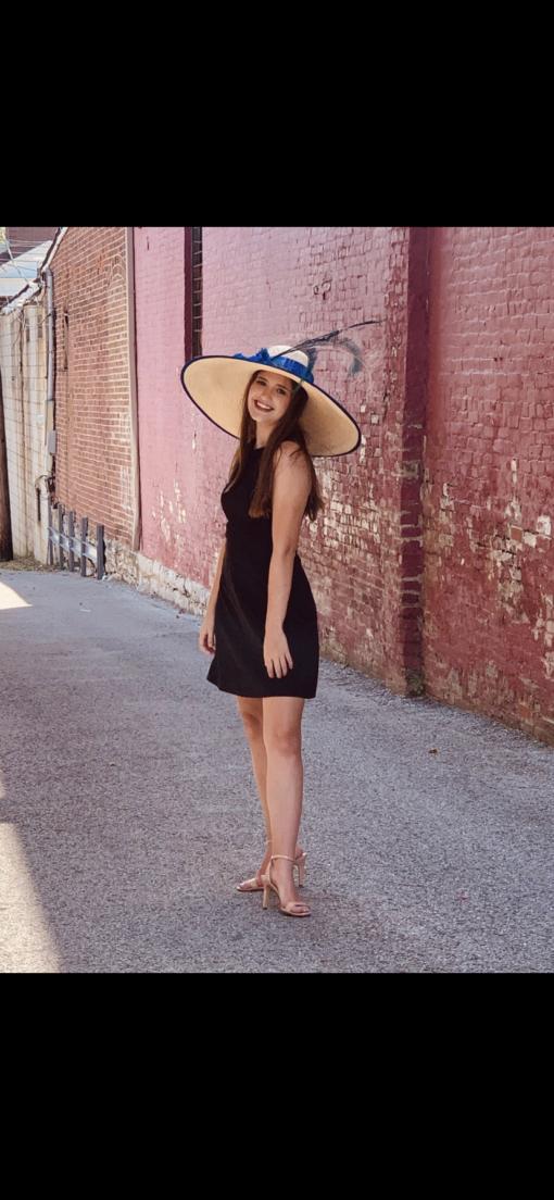Wendy Lavish Derby Hat