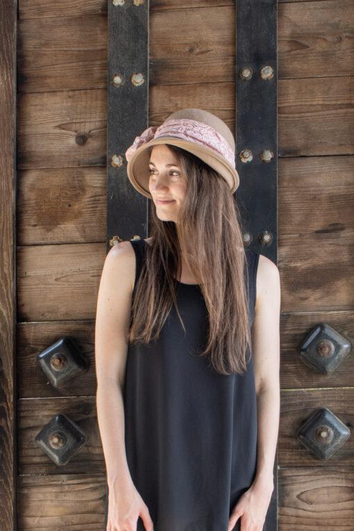 Bonnie Tan Hat