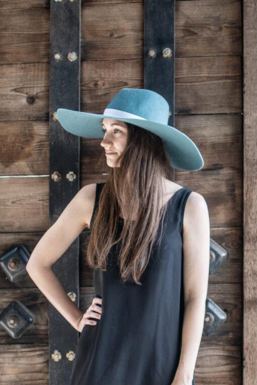 Braemar Blue Hat